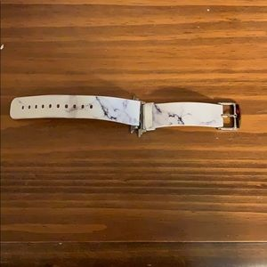 Marble watch band